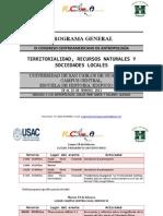 Programa General Ixcca