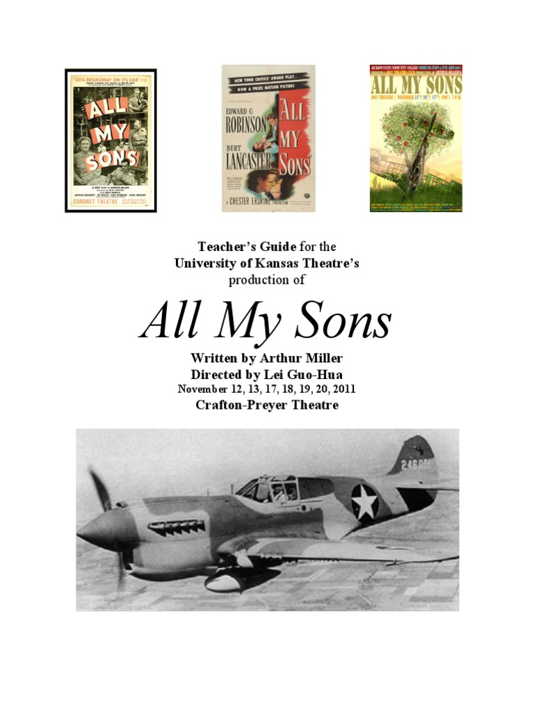 All my sons analysis