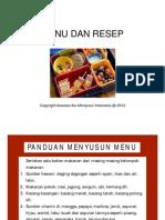 Resep MPASI