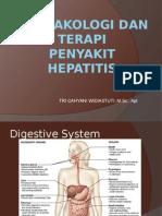 Farmakologi Dan Terapi Hepatitis