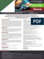 Curso Especialización ASTM en Recubrimientos