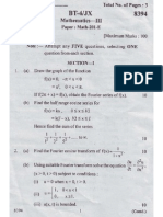 Math-3 June 2010 Paper