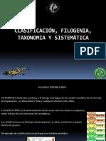 Taxonomia y Sistematica 1