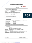Material Safety Data Sheet Standard