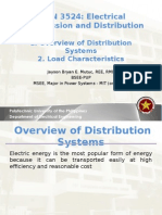 Lecture 1 - Fundamentals of Electrical Transmission and Distribution
