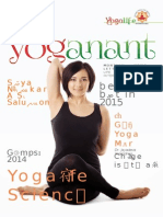 Yoga Anant - Monthly Newsletter of Ujjain Yoga Life Society