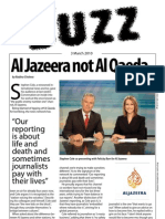The Buzz Newlsetter - Al Jazeera Not Al Qaeda-  3rd March 2010
