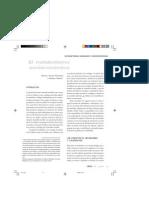 El Metabolismo Socioeconomico Fischer y Kowalski