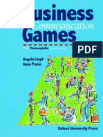 business english games