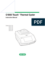 BIORAD-Thermal Cycler _C1000
