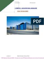 HVAC Handbook HVAC Design Brief (Singapore)