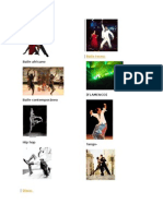Tipos de Baile