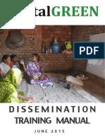 Digital Green's Dissemination Training Manual