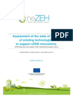 Assessment of Existing NZEB Technologies30