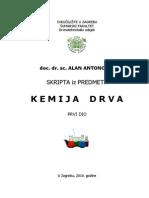 Skripta Kemija Drva- 1. Dio (1)
