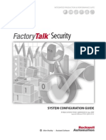 Ft Security Sys Config rockwell