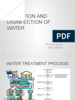 filtrationanddisinfectionofwater-111218054516-phpapp02