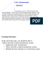 Lecture note mechatronic