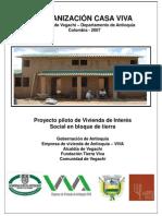 Casa Viva Ecoladrillo - Colombia