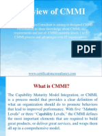 The Complete Overview of CMMI