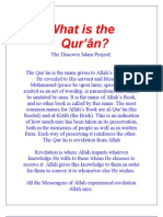 What is the Qur'ân
