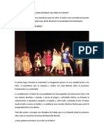 Cursos Teatro Niños