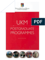 Brochure Post Graduate