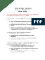 Audit Guidance