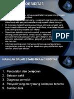 STATISTIKA MORBIDITAS