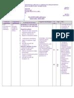 Planificare Anuala Cl.xiimodul II Servirea in Restauratie