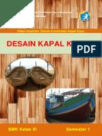 Desain Kapal Kayu