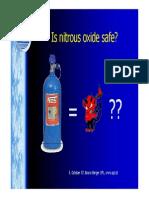 N2O Safety