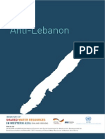 Chapter 18 Anti Lebanon Web