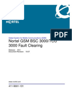 411-9001-131(BSC TCU Fault Clearing)