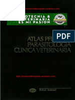 Atlas Pfizer de Parasitologia Clinica Veterinaria