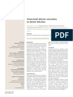 infeksi intracranial