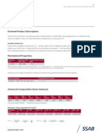 151 Hardox 400 Uk Data Sheet