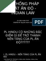 Hệ Thống Pháp Luật Ấn Độ - Indian