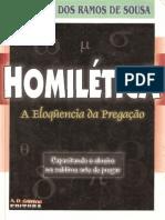 Severino Dos Ramos - Homilética