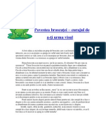 Fabula Povestea Broscutei