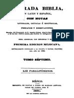 Sagrada Biblia (Vence)-Tomo 7 de 25-Latin y Español.pdf