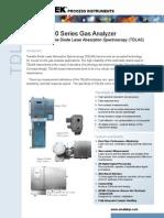 Model 5100 Series Gas Analyzer