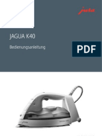 Manual JAGUA K40