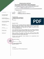 Minutes of Meeting IDI - BPJS Kesehatan