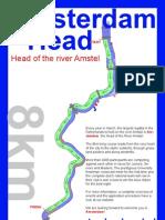 Ο αγώνας στον ποταμό Αμστελ Head of the river Amstel