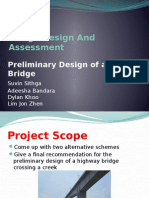 Bridge Design New