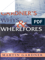 Gardners Whys Wherefores