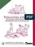 Soluciones ergonómicas para trabajadores de la construcción