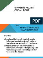 Rhinosinusitis Kronik Fix