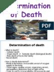 Determination of Death